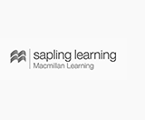 Macmillan Learning Sapling Learning